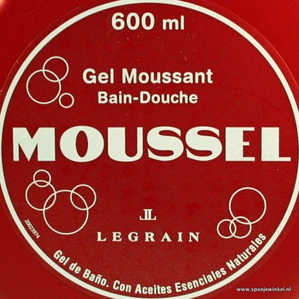 Moussel 600 ml