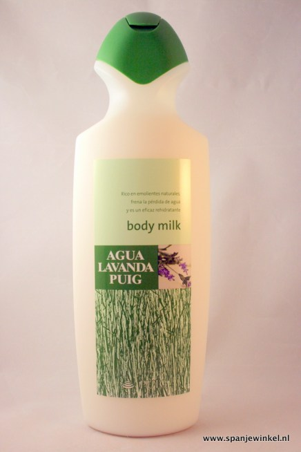 Agua Lavanda Body Milk